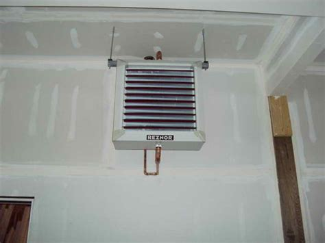 Gas Garage Furnace by Reznor Heater Parts Diagram Reznor Waste Burner Parts