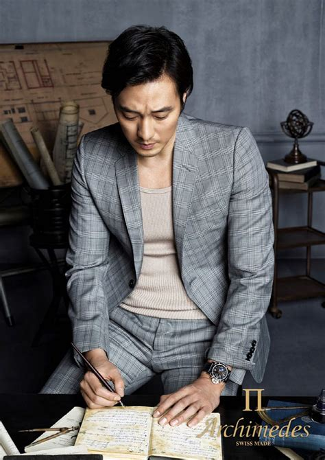 so ji sub ultimas noticias so ji sub just gets better with age in new caign for