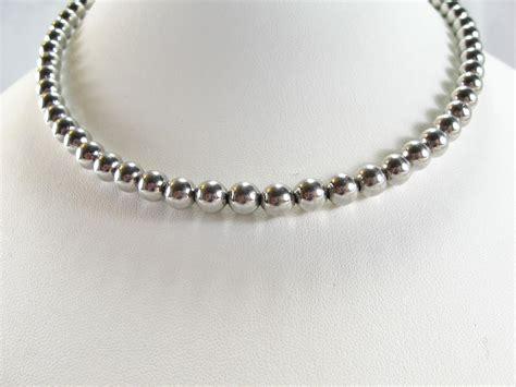 vintage 60s 70s monet choker necklace jewelry
