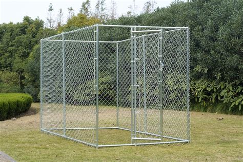 chain link kennel chain link kennel 5 x 10 x 6 china chain link kennel 5 x 10 x 6