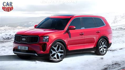 Kia 2020 Review by 2020 Kia Telluride Cargo Space Used Car Reviews Review