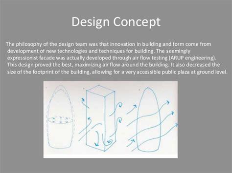design concept uk gherkin london
