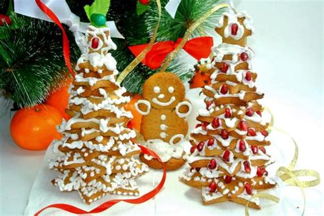 homemade edible christmas trees eye catching