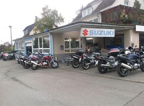 Suzuki Motorradh Ndler Berlin by Motorrad Vater In Bondorf Motorradh 228 Ndler