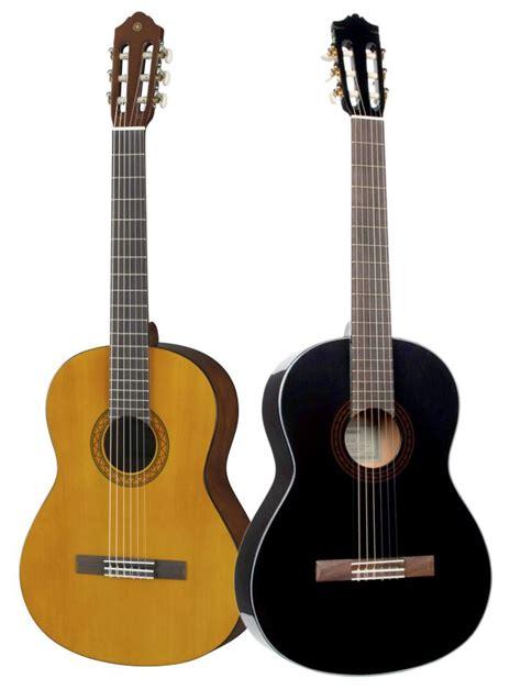 Gitar Classic Yamaha C 40 Original yamaha c40 ii classical guitar in or black finish yamaha
