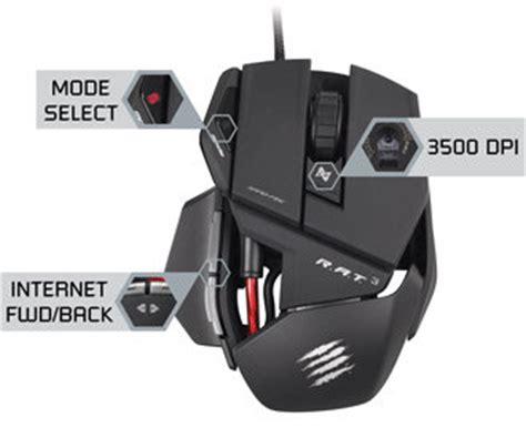 Mad Catz Pc Mcz R A T 9 Mouse mad catz r a t 3 gaming maus 3500dpi pc und mac