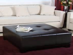 Large Square Coffee Table Ottoman Large Square Coffee Table Ottoman Coffee Tables Guide