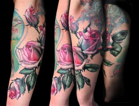 light pink rose tattoo light pink www imgkid the image kid