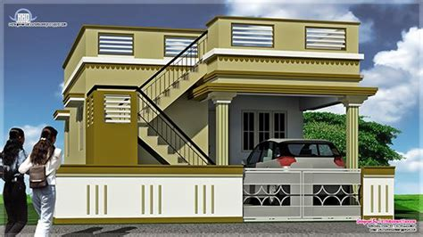 simple house plans in tamilnadu front design march 2013 kerala home design and floor plans