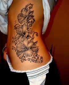 30 beautiful flower tattoo designs for women