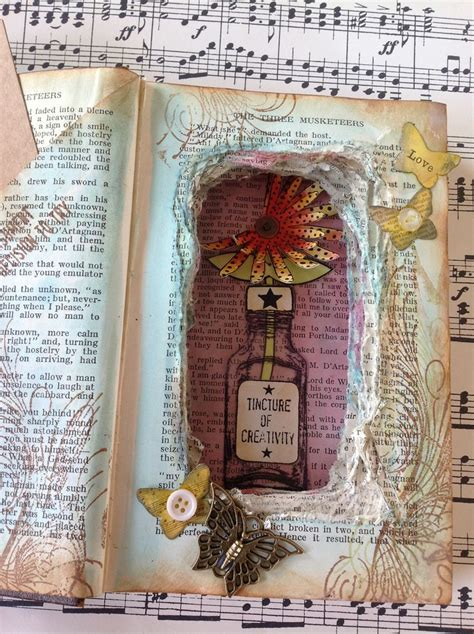 book of ideas altered book ideas pictures to pin on pinsdaddy