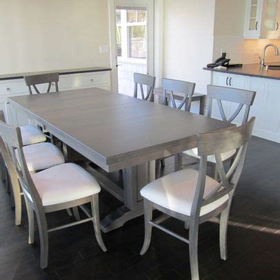 gray kitchen table 25 best ideas about grey stain on stain