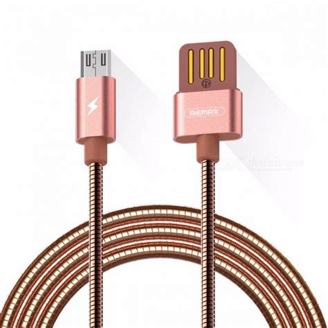 Charger Bolt Output 21a Fast Charging remax metal 2 1a micro usb to usb fast charging