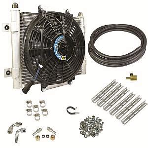 xtrude trans cooler kit   oregon fuel injection