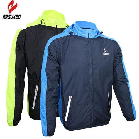 men s cycling rain arsuxeo outdoor mtb bike men jacket rain sports raincoat