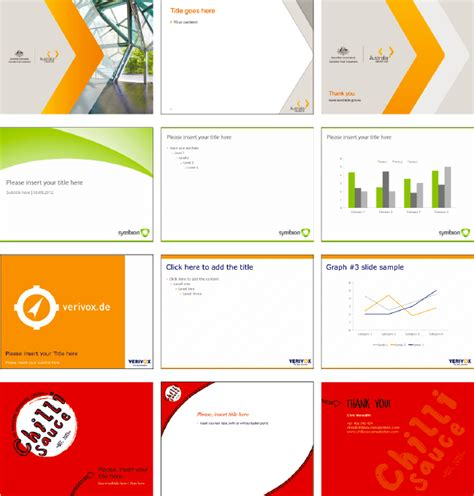 layout design of ppt 14 ppt template designs images powerpoint templates