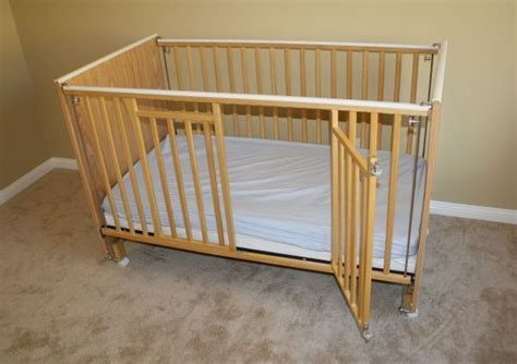 babee tenda convertible crib stamford price 100 buy in