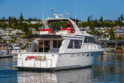 ocean alexander boats for sale seattle 54 ocean alexander cougars gold 1996 seattle anacortes