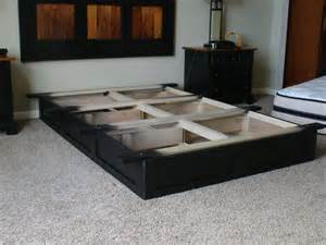 Platform Bed Las Vegas Platform Bed Installation And Sleep Test Woodworks By John