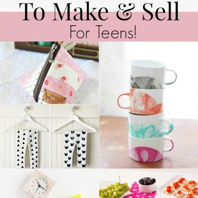 kid crafts to sell with how does she