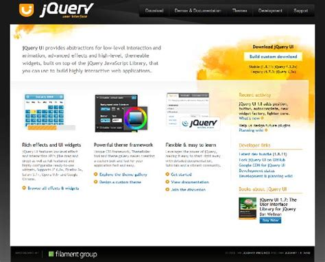 jquery ui layout css css frameworks easy ways to keep your website in style