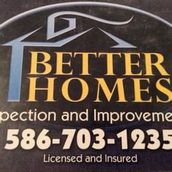 better homes inspection and improvements handyman
