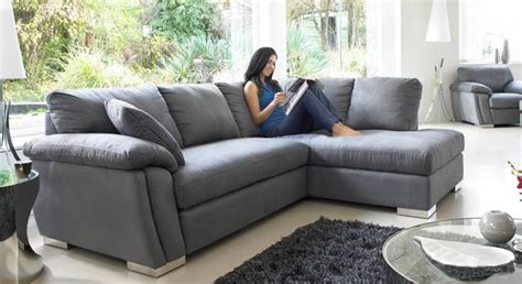 Furniture The Villages by Diversity 3 Seater Corner Chaise Realwire Realresource