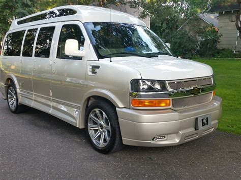 used chevrolet conversion sterling vans new and used conversion vans