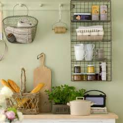 kitchen shelf decorating ideas wire kitchen shelving storage decorating ideas housetohome co uk