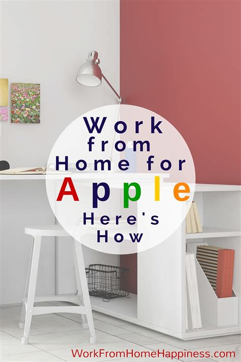 work from home for apples here s how