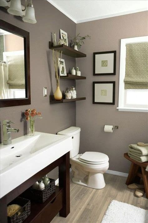 small bathroom ideas paint colors 17 best ideas about small bathroom decorating on pinterest