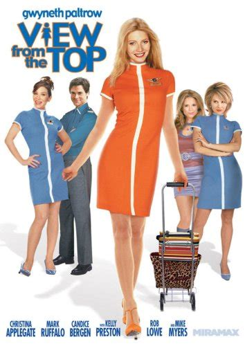 mike myers gwyneth paltrow movie view from the top mike myers christina applegate kelly