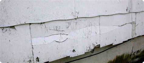 Fiber Cement Siding Installation Exterior Asbestos