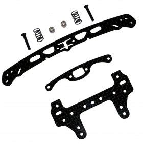 Spare Parts Mini 4wd Wide Roller Stay Set Ded Tamiya rcjaz au tamiya mini 4wd carbon wide front swing roller plate 3racing m4wd 50 wo