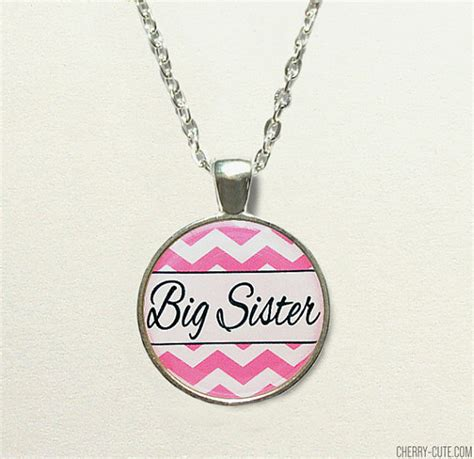 big for toddler necklaces chevron big necklace for big gift for