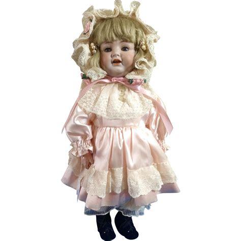 bisque doll mold antique german bisque k r collection doll kammer