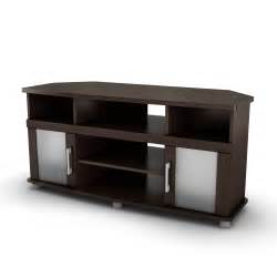 corner tv stands south shore city corner tv stand by oj commerce