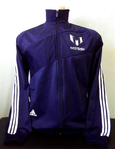 toko olahraga hawaii sports jaket adidas messi special edition track navy