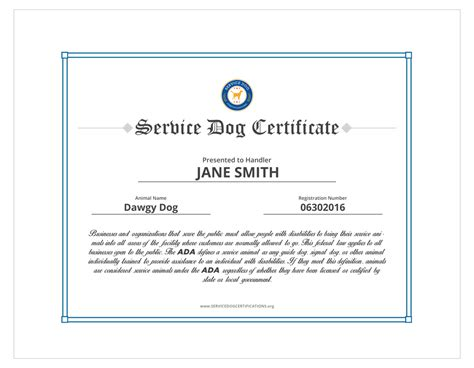 service papers paper certificate service certifications