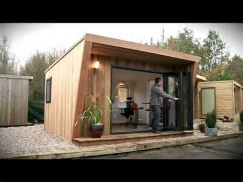 garden offices garden rooms  garden studios  green