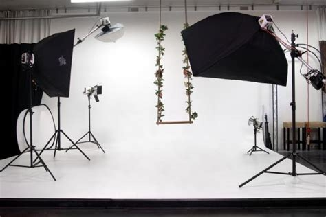 photography set ideas how to choose the right studio lighting creative
