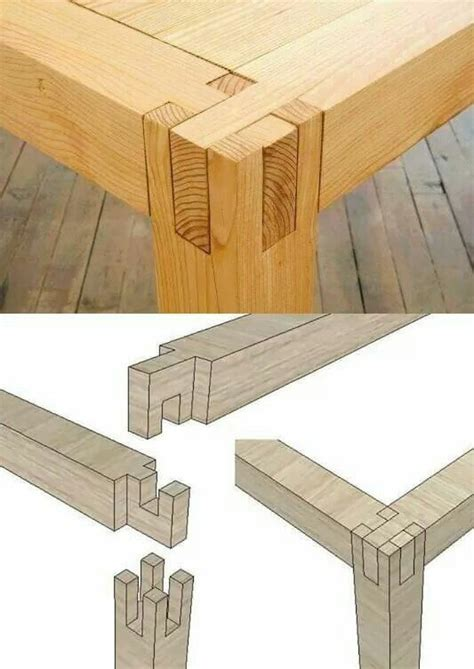 diy table   nails required diy home wood joinery