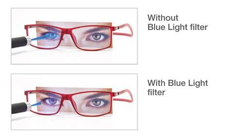 what is the blue light filter for eyenak anti glare lenses vs blue light filter lenses