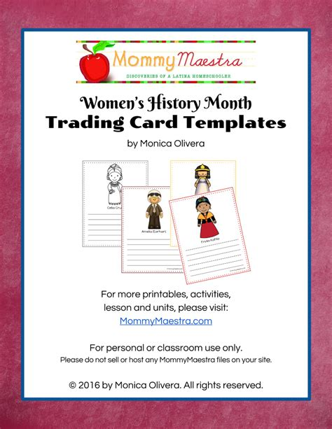 engine 4 trading card template maestra free in world history
