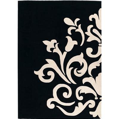 Attrayant Meubles De Salon Contemporain #5: tapis-noir-et-blanc-design.jpg
