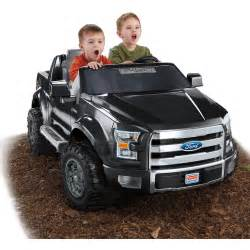 Power Wheels Ford F150 Truck By Fisher Price Fisher Price Power Wheels Ford F150 Battery Powered