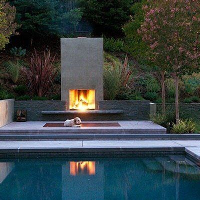 modern outdoor fireplace 25 best ideas about modern outdoor fireplace on modern outdoor living modern