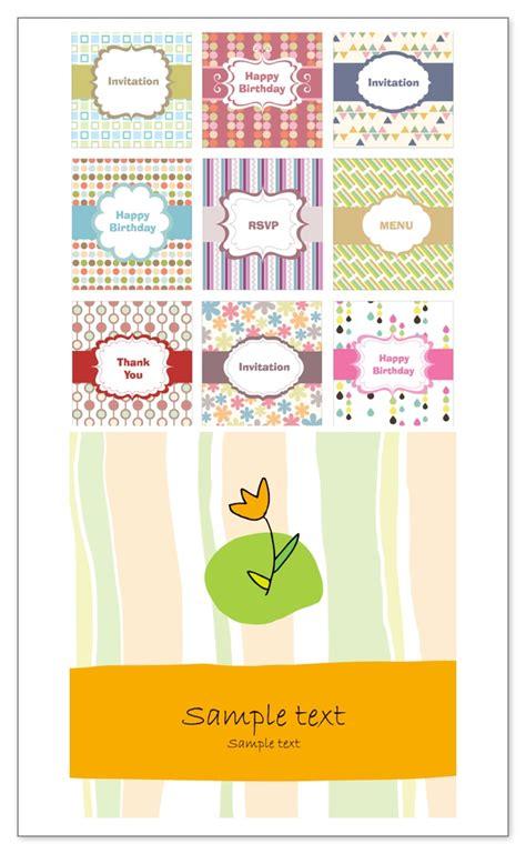 happy greeting cards templates kremererin free happy birthday templates