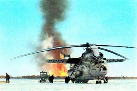 mil mi 6 hook helicopter