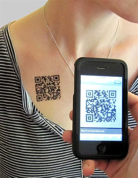 barcode tattoo meaning video search engine at search com scannable barcode tattoo video search engine at search com